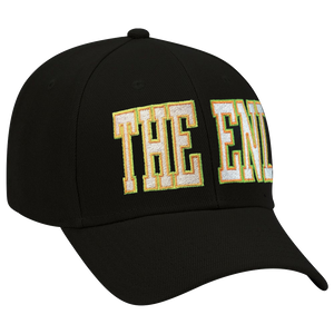 The End Structured Hat