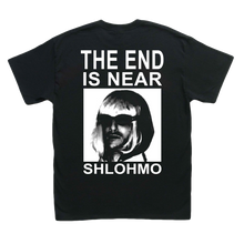 The End Is Near Tee - Black