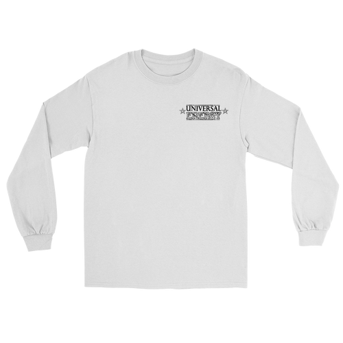 Spirit War Long Sleeve - White