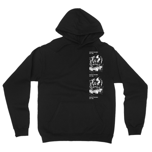 Car Crash Hoodie - Black