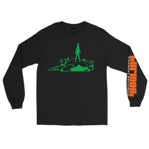TURMOIL LONG SLEEVE - BLACK