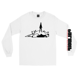 TURMOIL LONG SLEEVE - WHITE