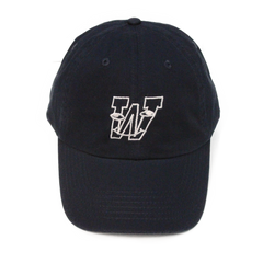 W Man Hat - Navy