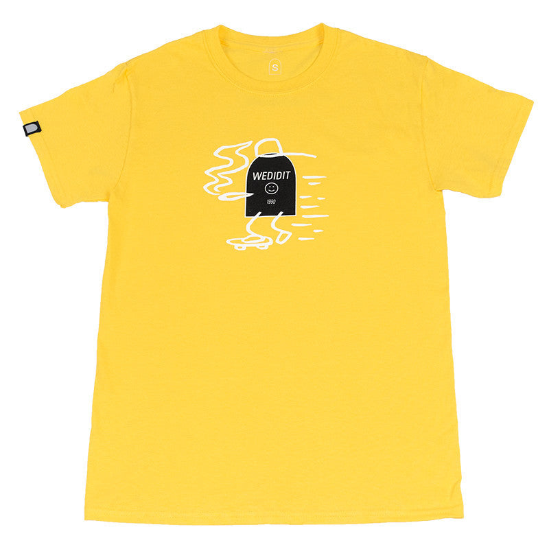 Bootleg Tee - Yellow