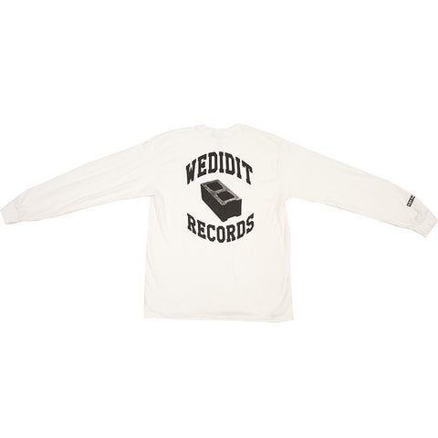 Brick Long Sleeve - White