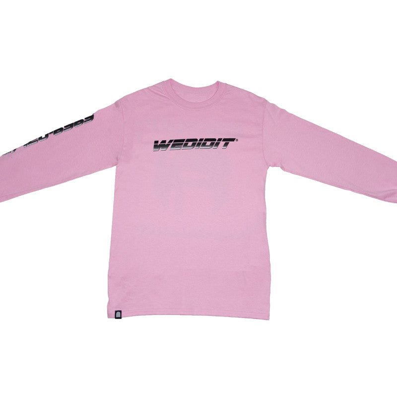 Hardware Long Sleeve - Pink