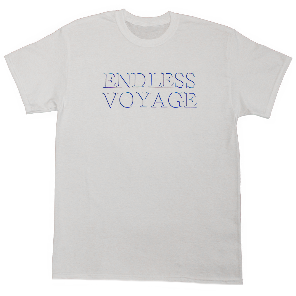 Endless Voyage Tee - White
