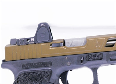 ALPHA G19 9MM Stainless Match Grade Barrel