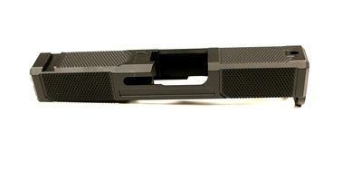 ALPHA V5.2 G43 Executive Carry Slide - Nitride