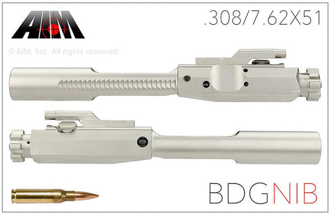 AIM .308 Nickel Boron Bolt Carrier Group MPI