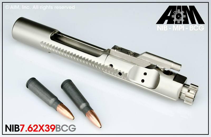 AIM 7.62x39 Nickel Boron Bolt Carrier Group MPI - Sunny State Outdoors