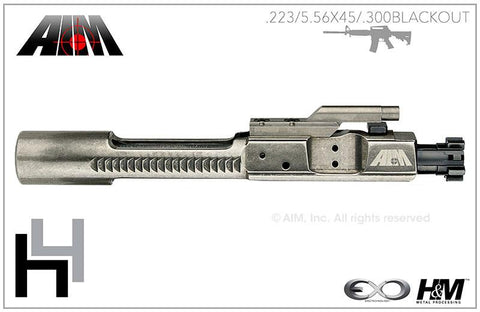 AIM H4 EXO Bolt Carrier Group 5.56/.223 MPI