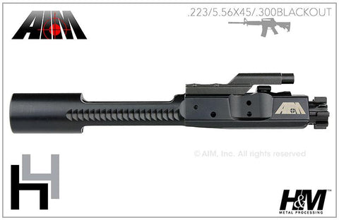 AIM H4 Nitride Bolt Carrier Group 5.56/.223