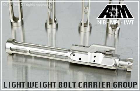 AIM Light Weight AR .223/5.56 NiB 9310 MPI Bolt Carrier Group
