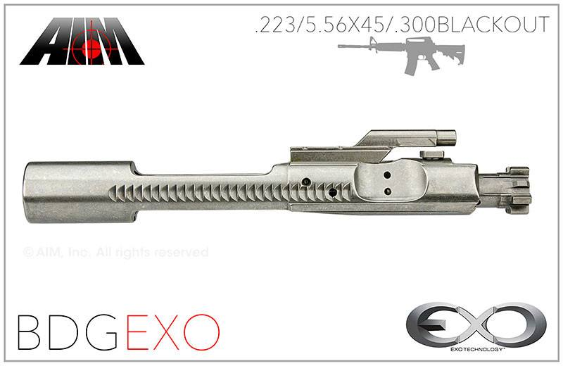 AIM NIB EXO Bolt Carrier Group 5.56/.223 MPI Coated by UCT - Sunny State Outdoors