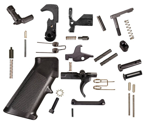 Alpha Complete Lower Parts Kit