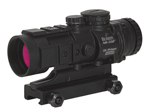 Burris AR-332 3x Prism Red Dot Sight