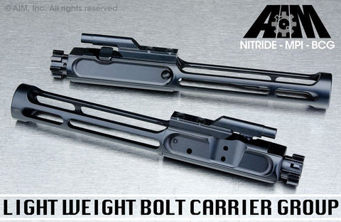 Light Weight AIM AR .223/5.56 Nitride MPI Bolt Carrier Group - Sunny State Outdoors