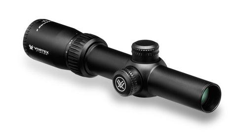 Vortex Crossfire II 1-4x24mm Riflescope V-Plex Reticle