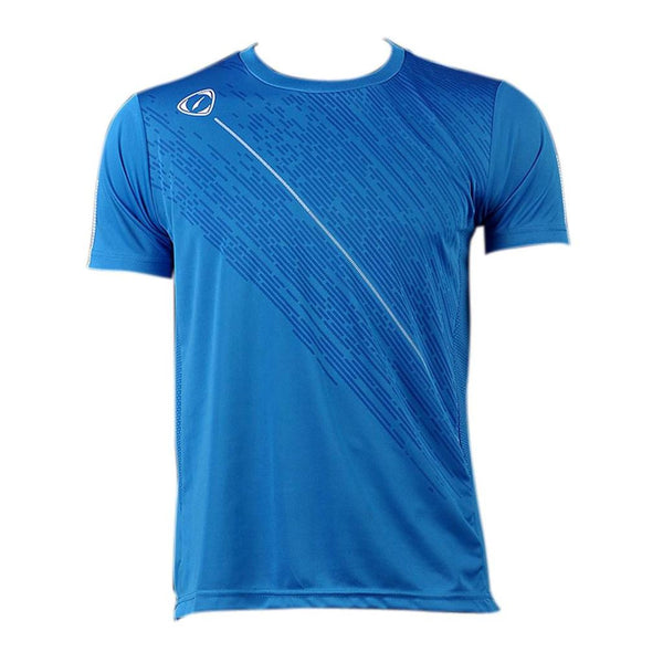 Jeansian Men's Sport Quick Dry Short Sleeve T-Shirt LSL113
