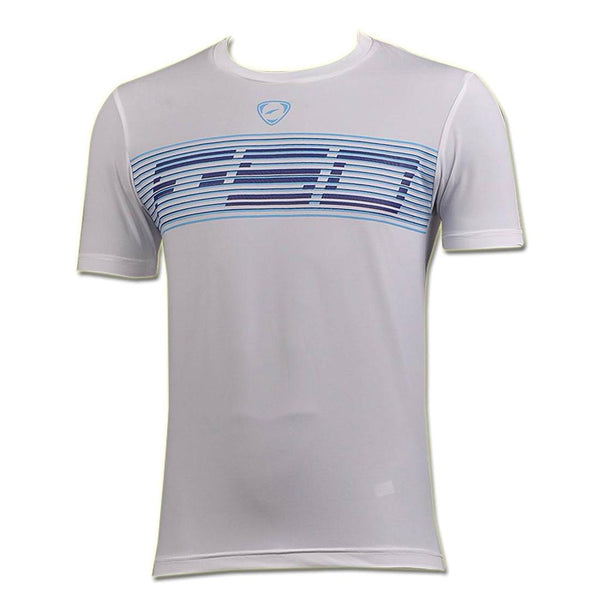 Jeansian Men's Sport Quick Dry Short Sleeve T-Shirt LSL072