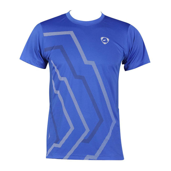 Jeansian Men's Sport Quick Dry Short Sleeve T-Shirt LSL132
