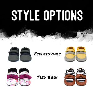 Style Options - Pick your personality