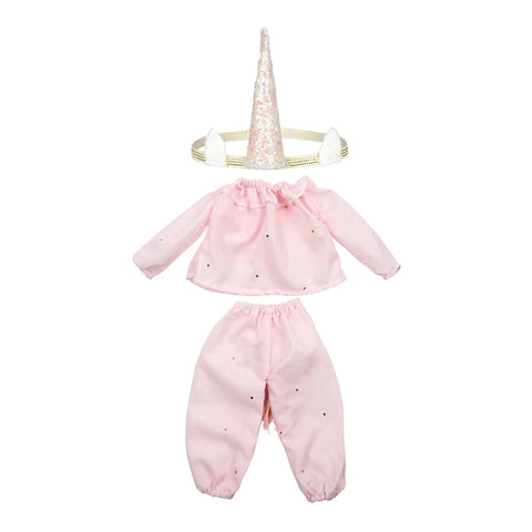 Unicorn Doll Dress Up Outfit - Meri Meri