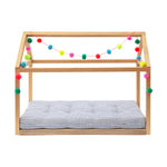 Wooden Doll Bed - Meri Meri