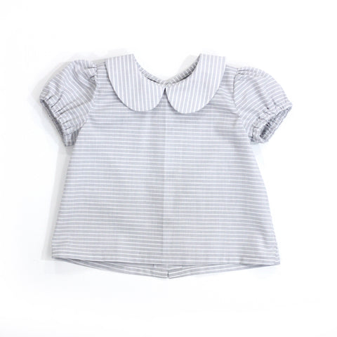 Haze Peter Pan Collar Top