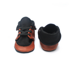 Coal Soft Sole Fold Over Boot