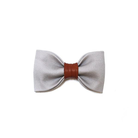 Dove Bow Tie & Hair Accessory