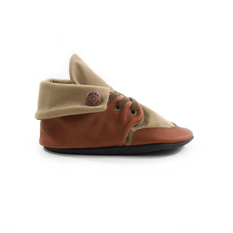 Acorn Soft Sole Fold Over Boot