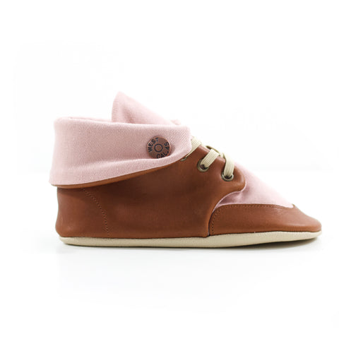 Neapolitan Soft Sole Fold Over Boot