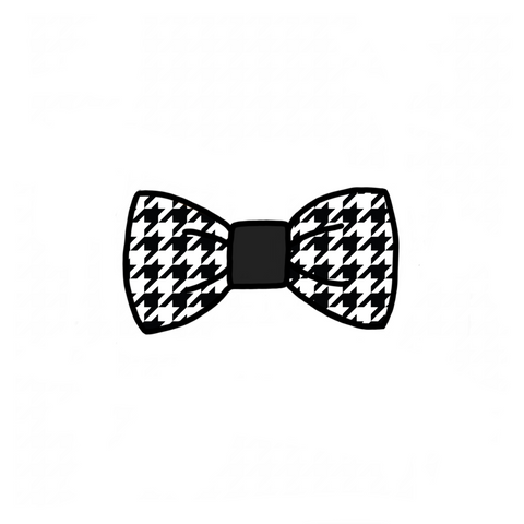 Timeless Bow Tie & Hair Accessory