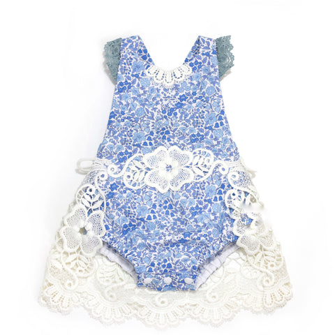 "12m Alice in ""One""derland Playsuit"