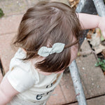 Tied Bow Headband