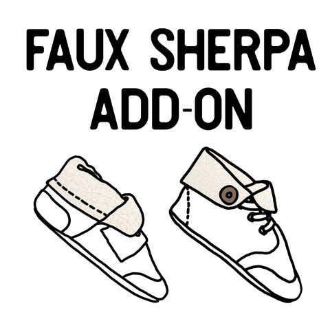 Faux Sherpa Add-On