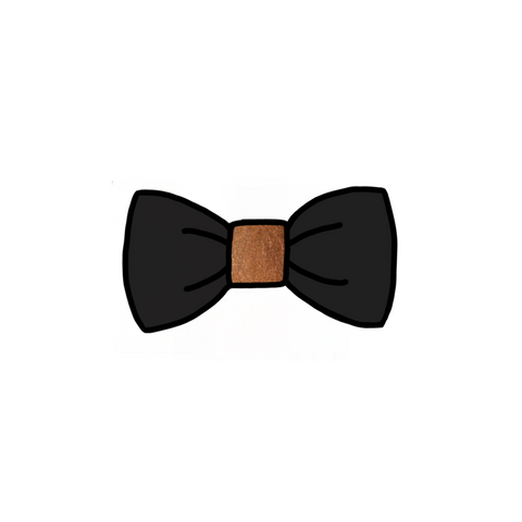 Penny Bow Tie & Hair Accessory