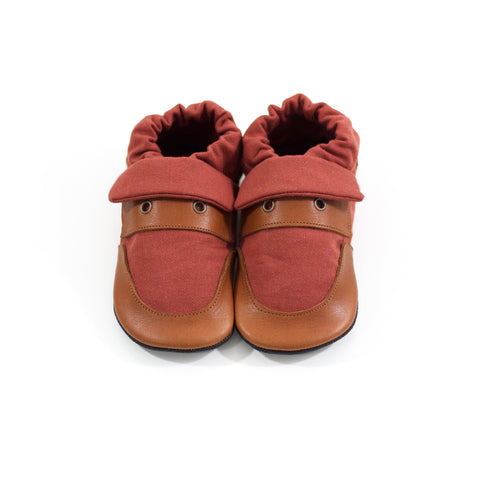 Brick Classic Soft Sole Shoes