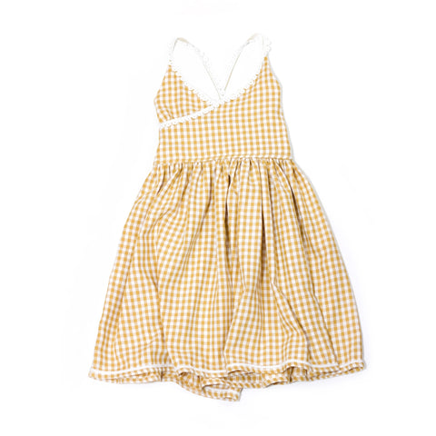 Shy Daisy Dress - Girls Size 8
