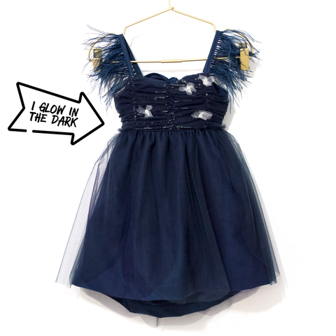 Glow in the Dark Firefly Fairy Dress