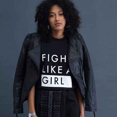 Go Fearless Femme and #WearYourSuperpower