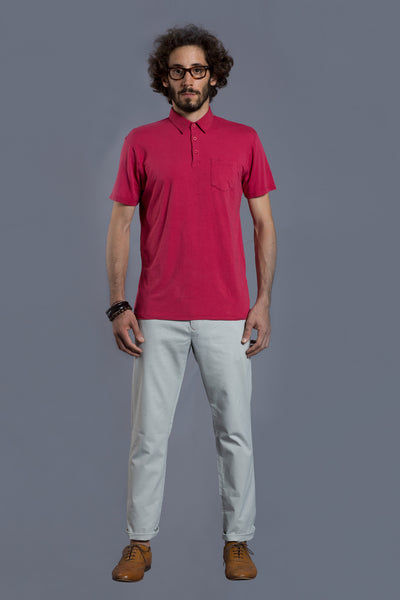 Jersey Polo T-shirt