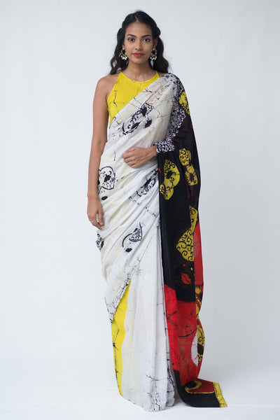 Urban Drape Colombina Saree