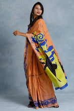 Load image into Gallery viewer, Urban Drape Surfer's Paradise Saree