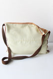 Butter Yellow textured Shoulder bag
