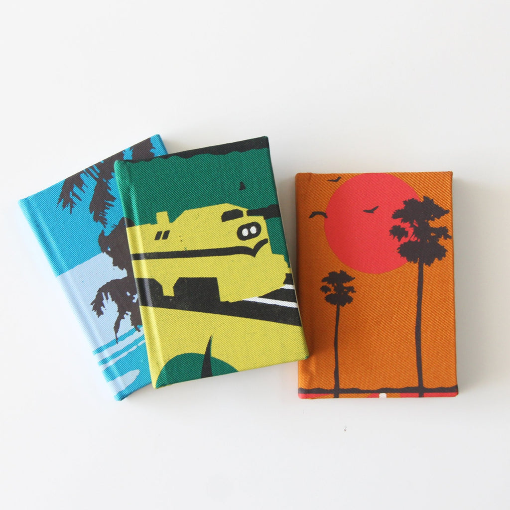 Notebook set - A6