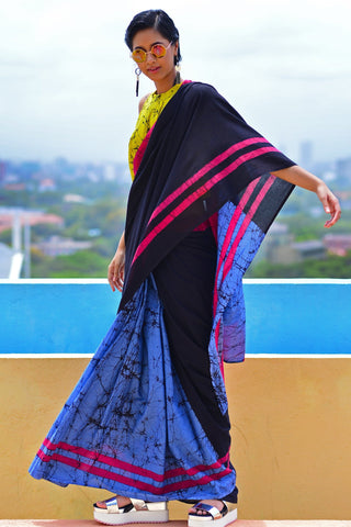 Urban Drape Salsa Nights Saree