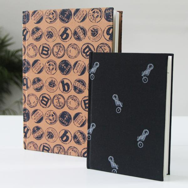 Printed Notebook - A5